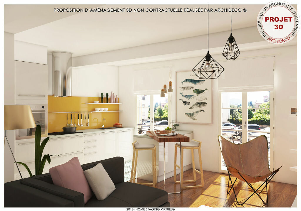 Achat Appartement 2 pièces à Hyères - vignette-1
