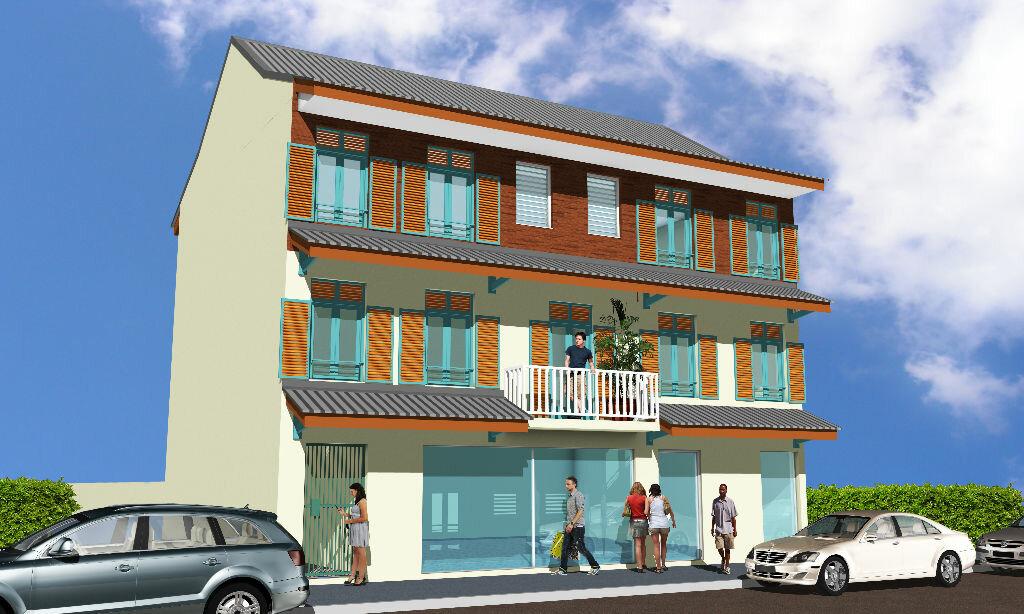 Achat Appartement 3 pièces à Cayenne - vignette-1