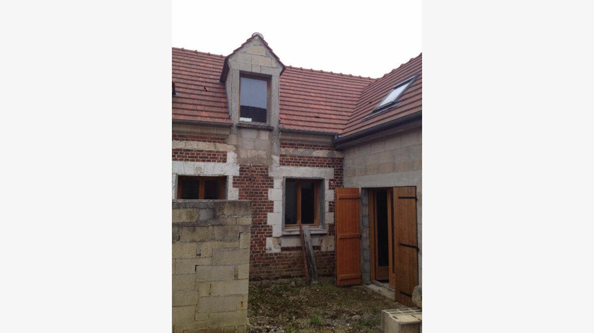 Achat Maison 3 pièces à Trosly-Breuil - vignette-1