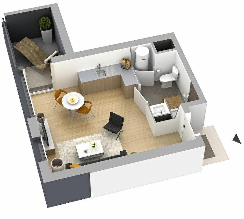 Achat Appartement 1 pièce à Ajaccio - vignette-3