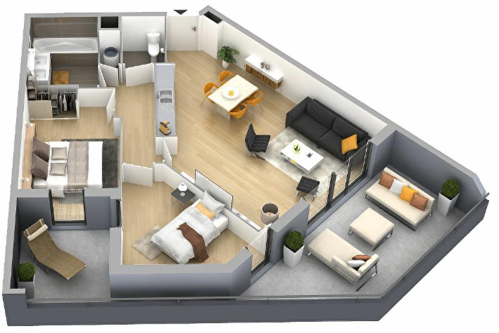 Achat Appartement 1 pièce à Ajaccio - vignette-5