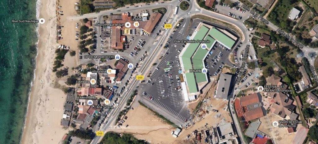 Location Local commercial  à Grosseto-Prugna - vignette-1