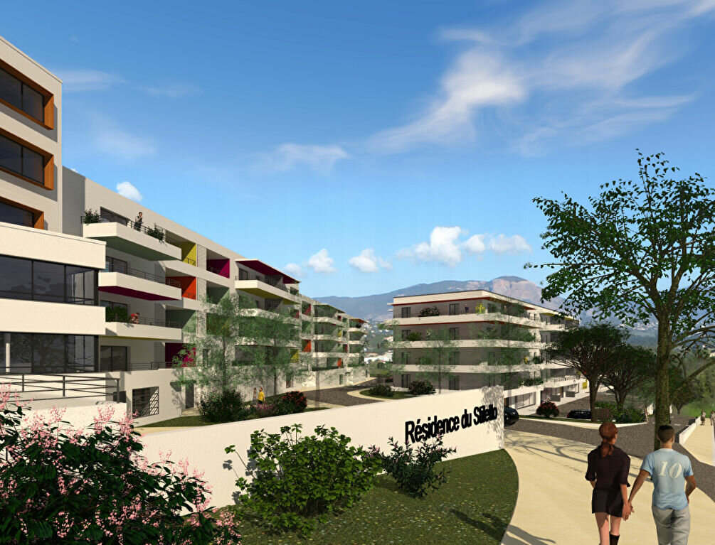 Achat Appartement 2 pièces à Ajaccio - vignette-1