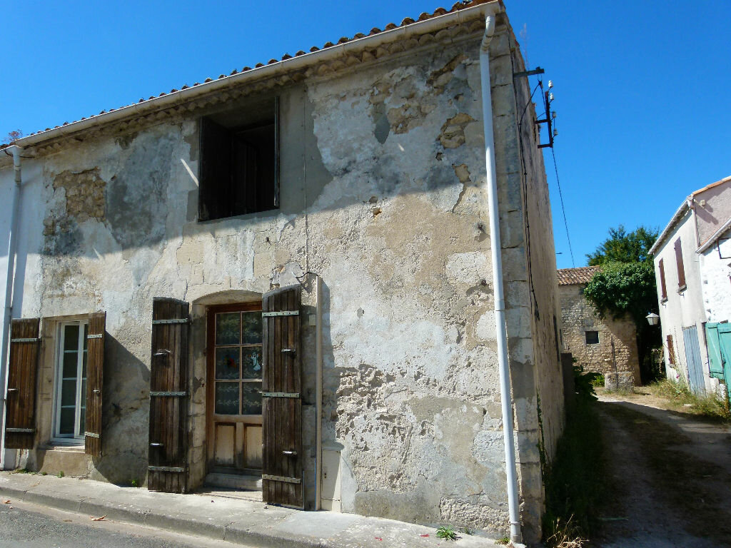 Achat Maison 4 pièces à Nieulle-sur-Seudre - vignette-1