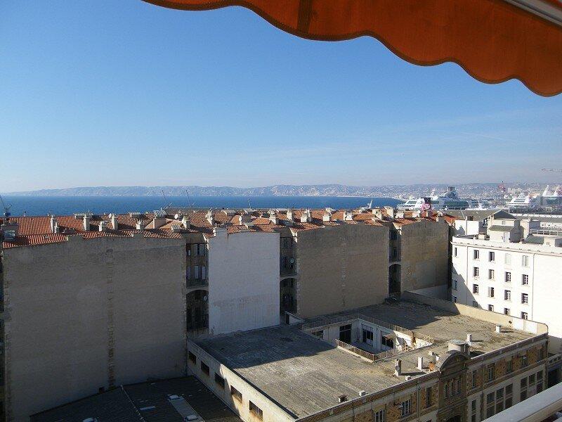 Location Appartement 3 pièces à Marseille 2 - vignette-1
