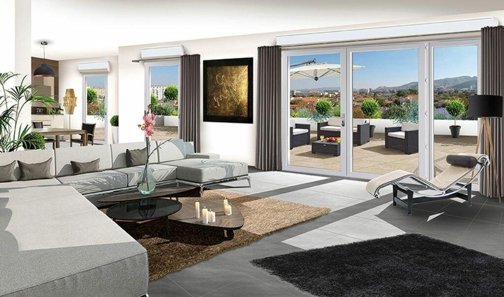 Achat Appartement 4 pièces à Marseille 9 - vignette-1