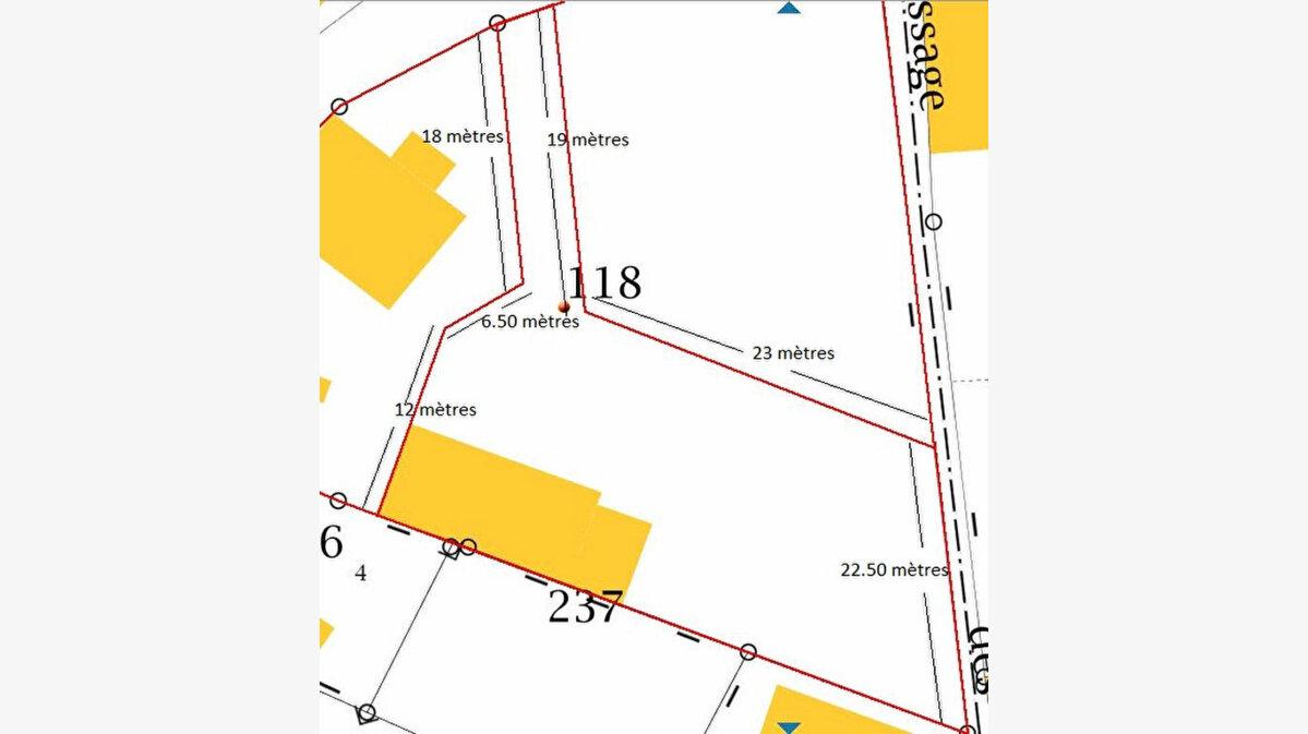 Achat Terrain  à Blodelsheim - vignette-1