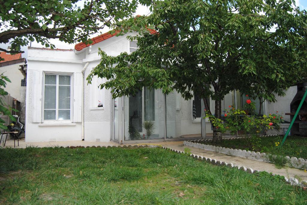 Achat Maison 4 pièces à Aulnay-sous-Bois - vignette-1
