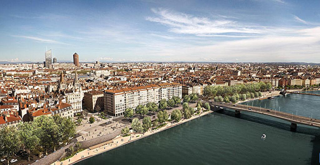 Achat Appartement 4 pièces à Lyon 1 - vignette-13
