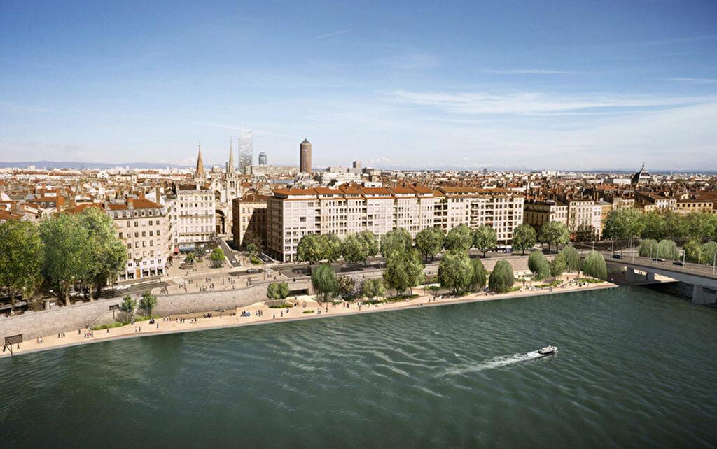 Achat Appartement 4 pièces à Lyon 1 - vignette-17