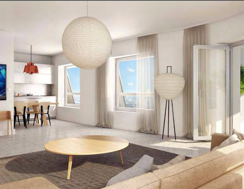 Achat Appartement 5 pièces à Lyon 2 - vignette-1