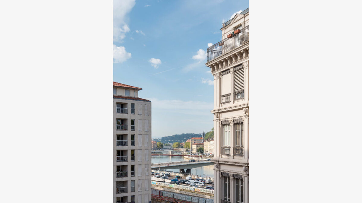 Achat Appartement 3 pièces à Lyon 2 - vignette-1