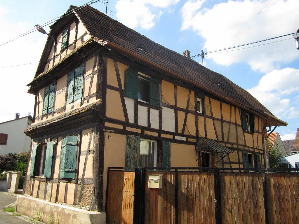 Achat Maison 4 pièces à Brumath - vignette-1