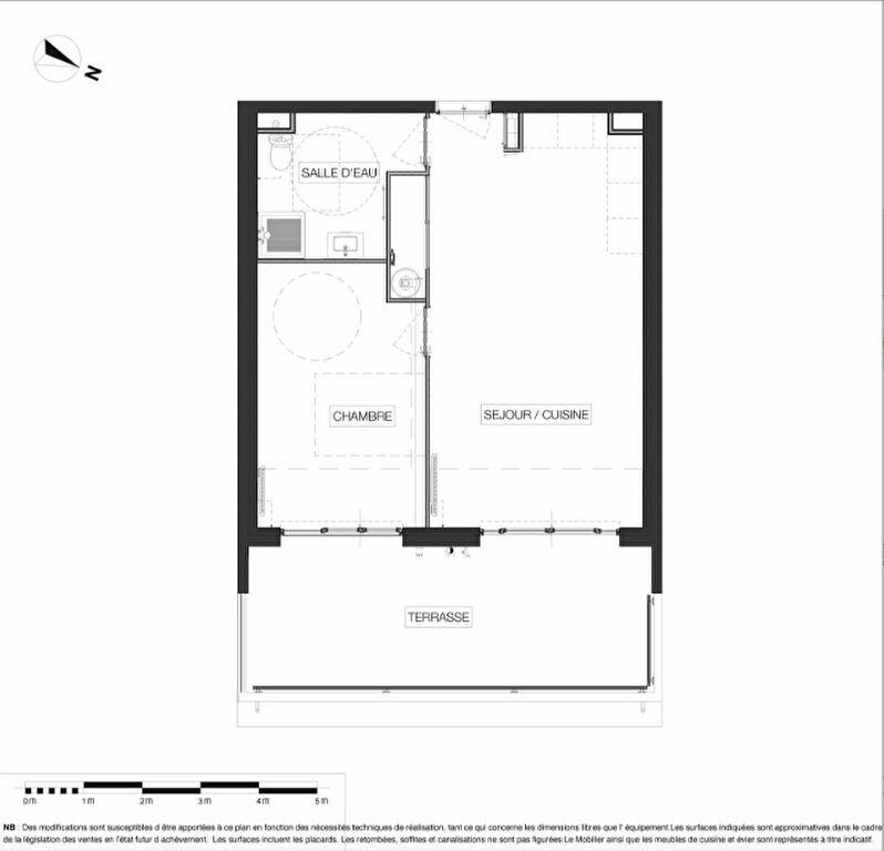 Achat Appartement 2 pièces à Roquebrune-Cap-Martin - vignette-2