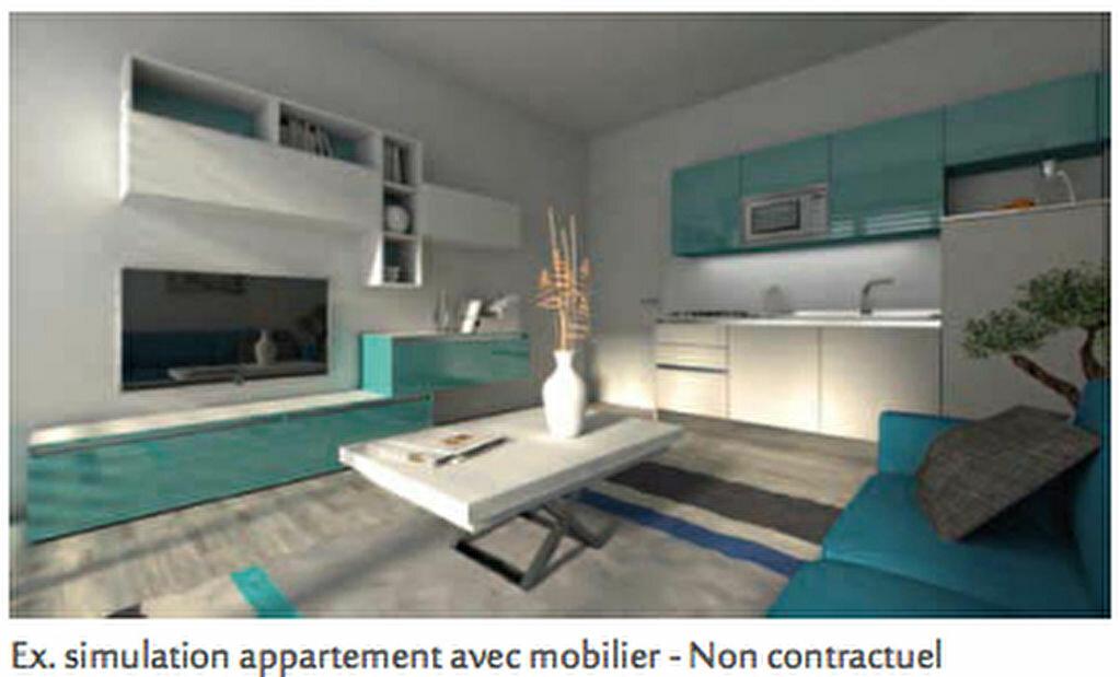 Achat Appartement 1 pièce à Menton - vignette-2