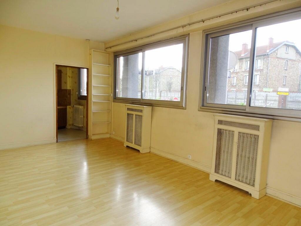 Achat Appartement 2 pièces à Montrouge - vignette-1
