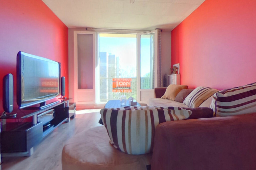 Achat Appartement 3 pièces à Décines-Charpieu - vignette-1