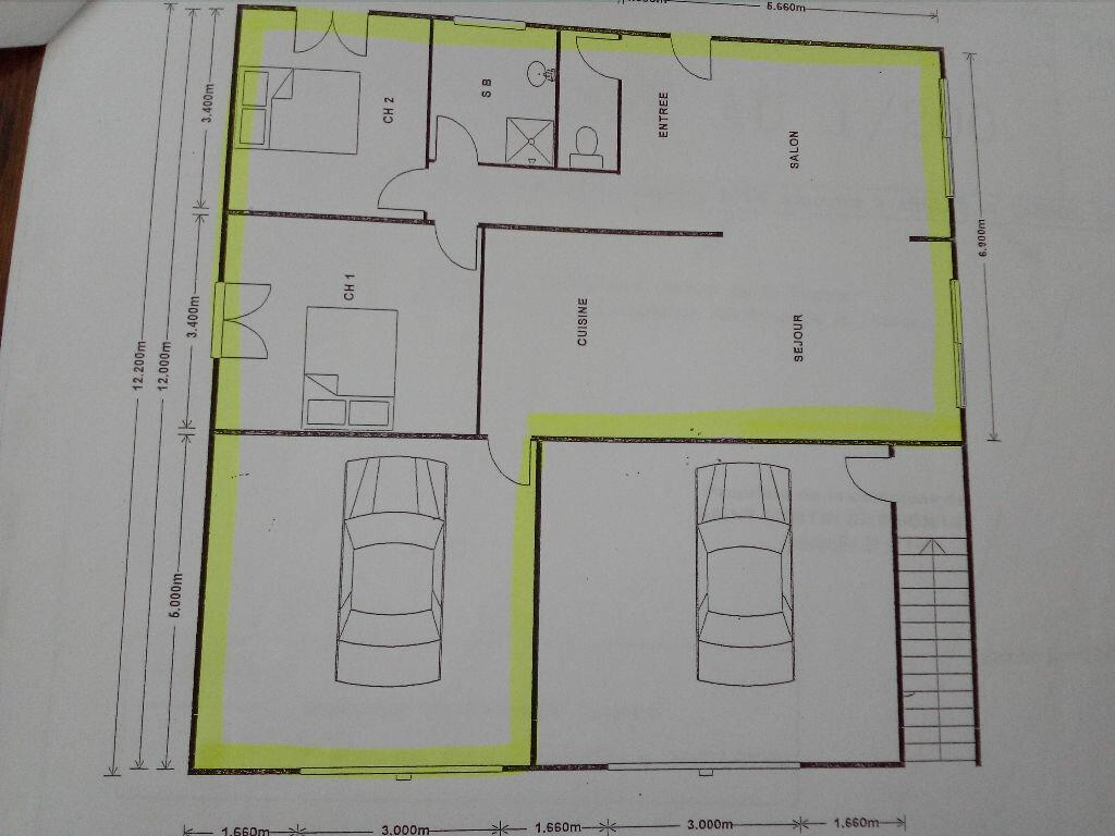 Achat Appartement 3 pièces à Saint-Martin-de-Seignanx - vignette-11
