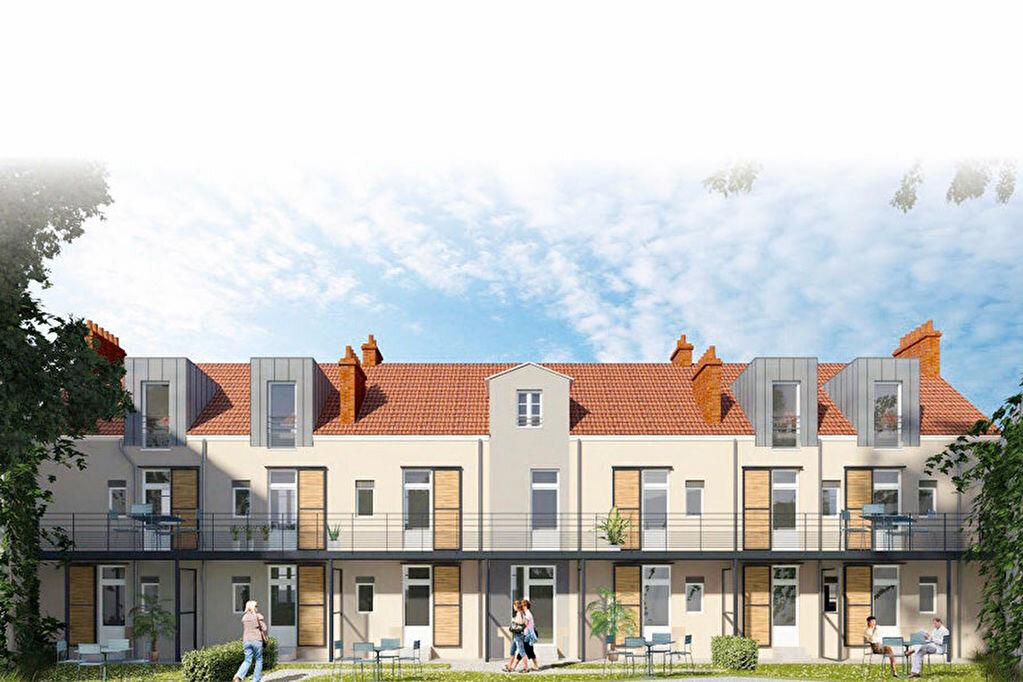 Achat Appartement 2 pièces à Nantes - vignette-2