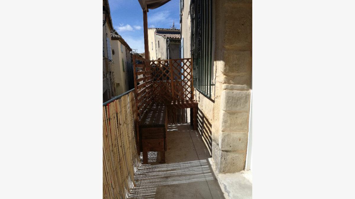 Location Maison 3 pièces à Saint-Bonnet-du-Gard - vignette-2