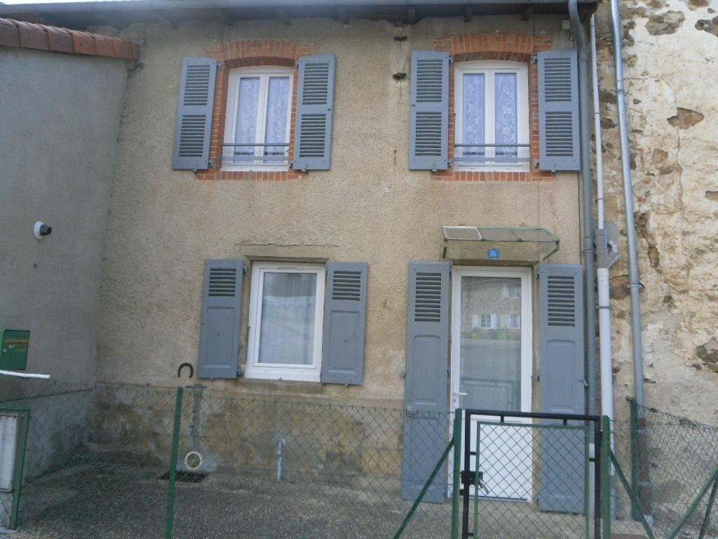 Location Maison 2 pièces à Saillat-sur-Vienne - vignette-1