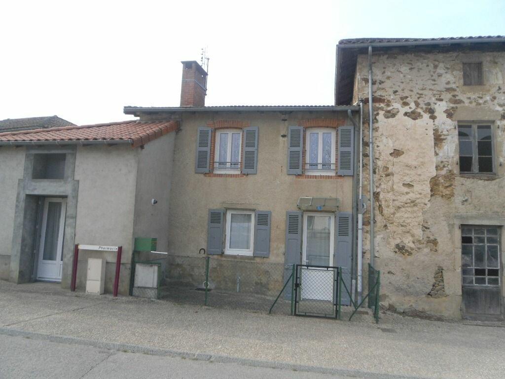 Location Maison 2 pièces à Saillat-sur-Vienne - vignette-8