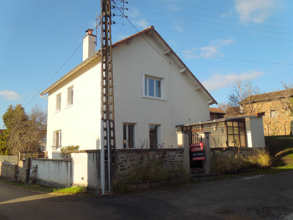 Achat Maison 6 pièces à Chaillac-sur-Vienne - vignette-1