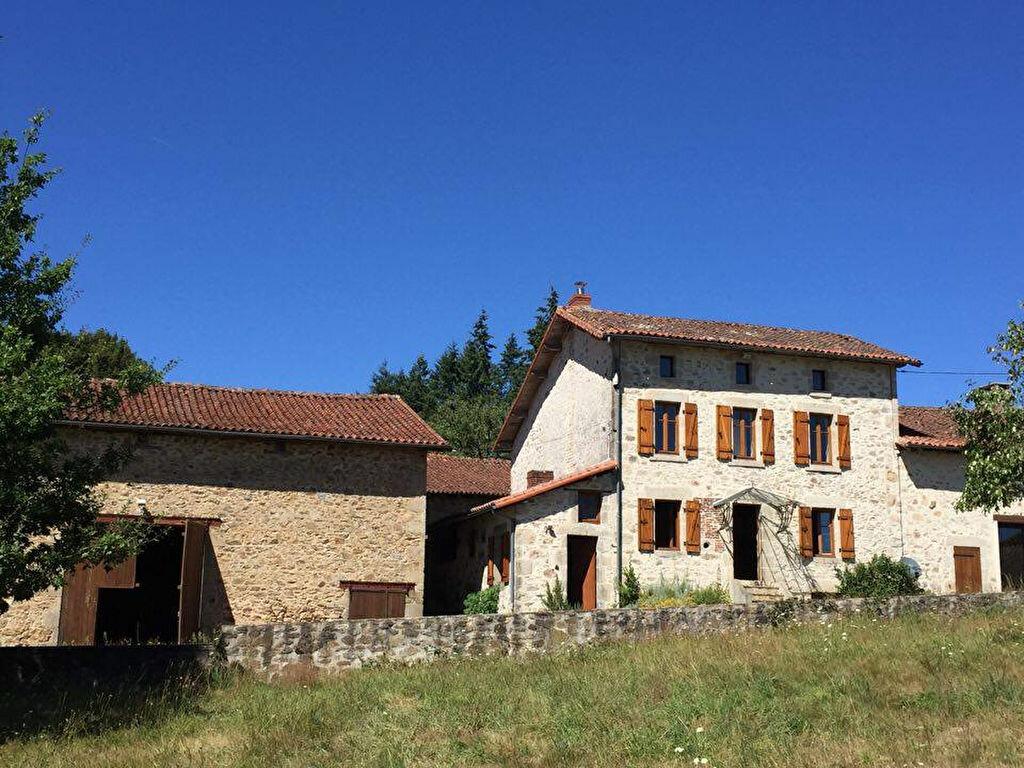 Location Maison 6 pièces à Saint-Auvent - vignette-1