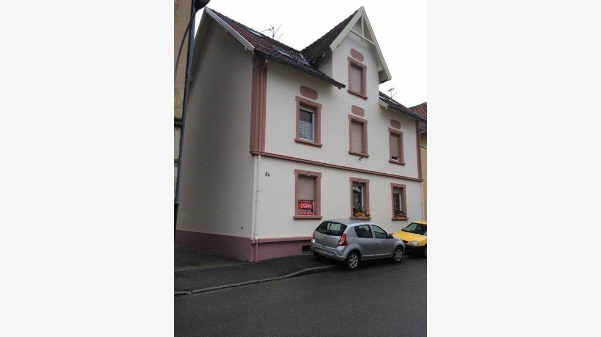 Location Appartement 1 pièce à Bischheim - vignette-1