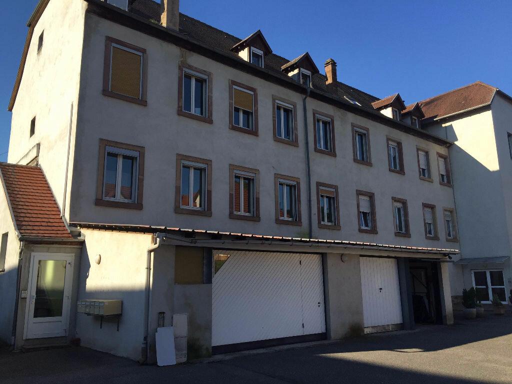 Location Appartement 3 pièces à Mutzig - vignette-1
