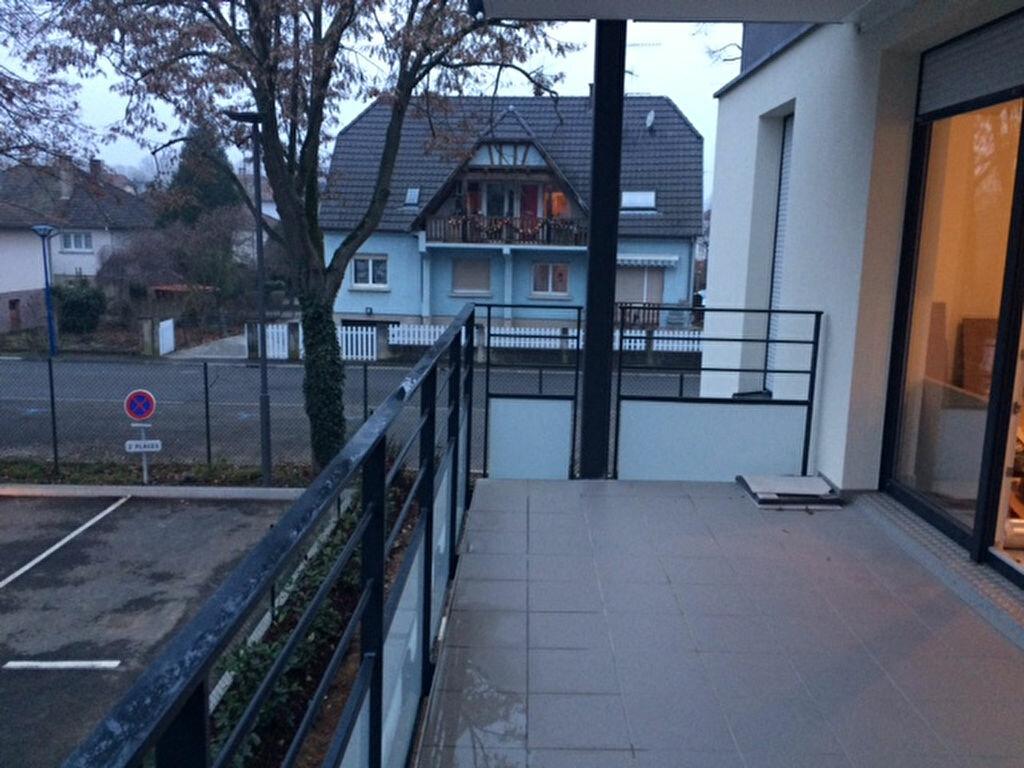 Location Appartement 3 pièces à Eschau - vignette-1