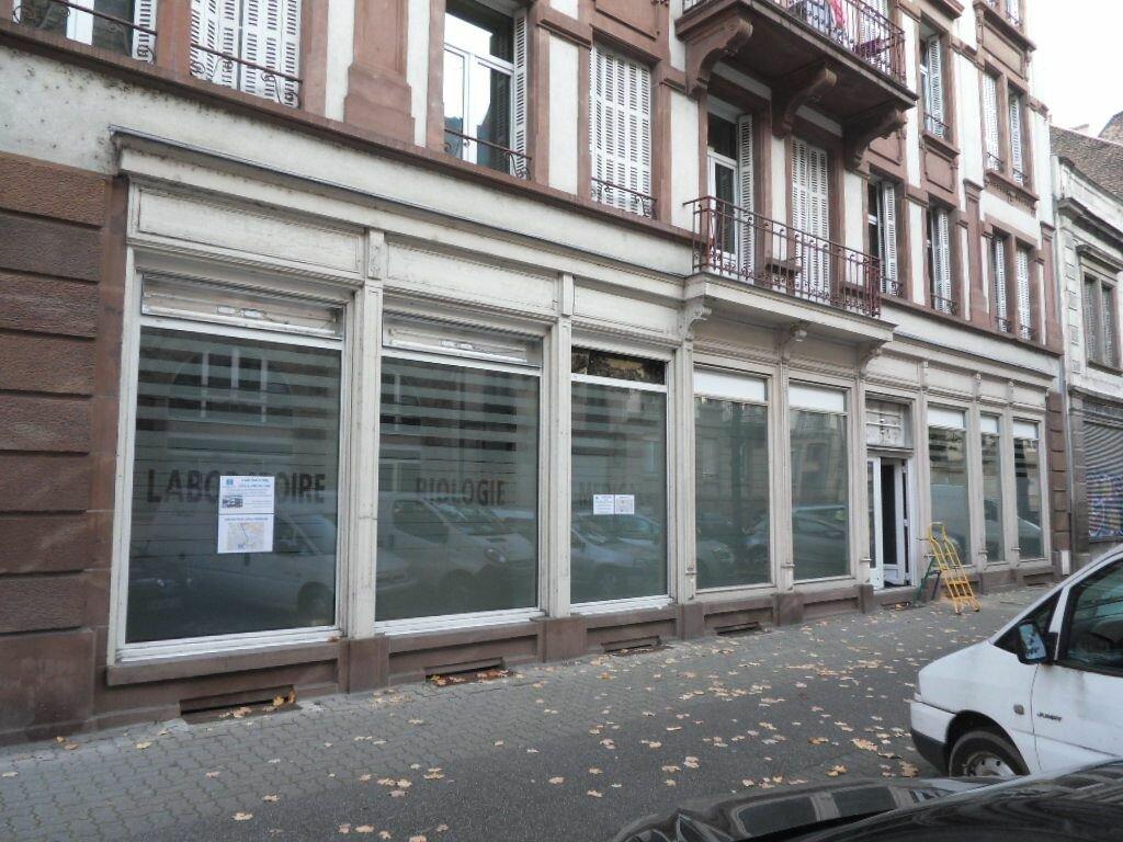 Location Local commercial  à Strasbourg - vignette-1
