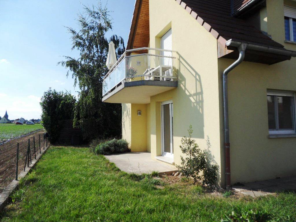 Location Appartement 4 pièces à Schnersheim - vignette-1