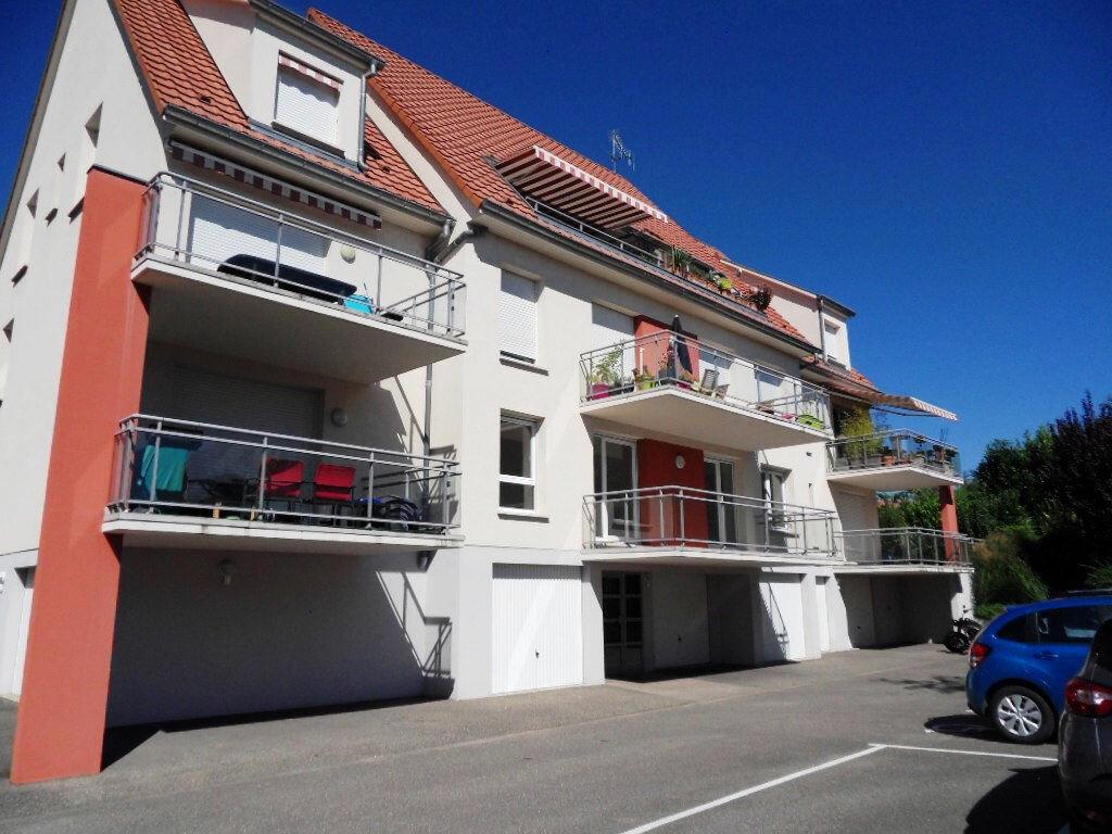Location Appartement 3 pièces à Wiwersheim - vignette-1