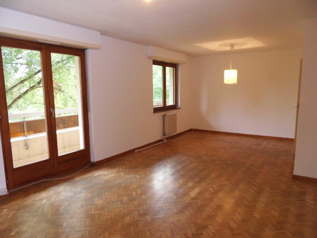 Location Appartement 4 pièces à Strasbourg - vignette-1