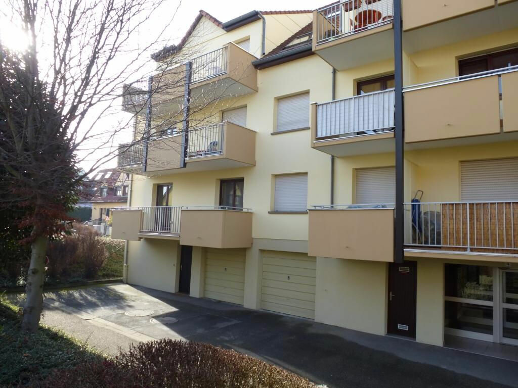Achat Appartement 1 pièce à Souffelweyersheim - vignette-1