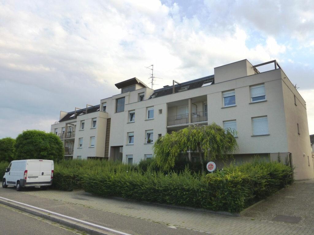 Achat Appartement 2 pièces à Hoenheim - vignette-1
