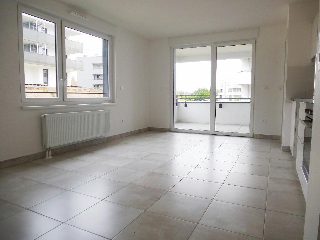 Location Appartement 2 pièces à Lampertheim - vignette-1