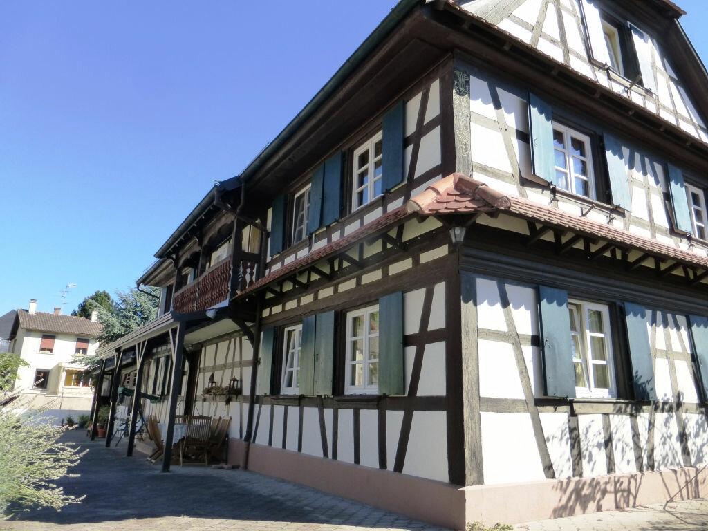 Achat Maison 11 pièces à Souffelweyersheim - vignette-1