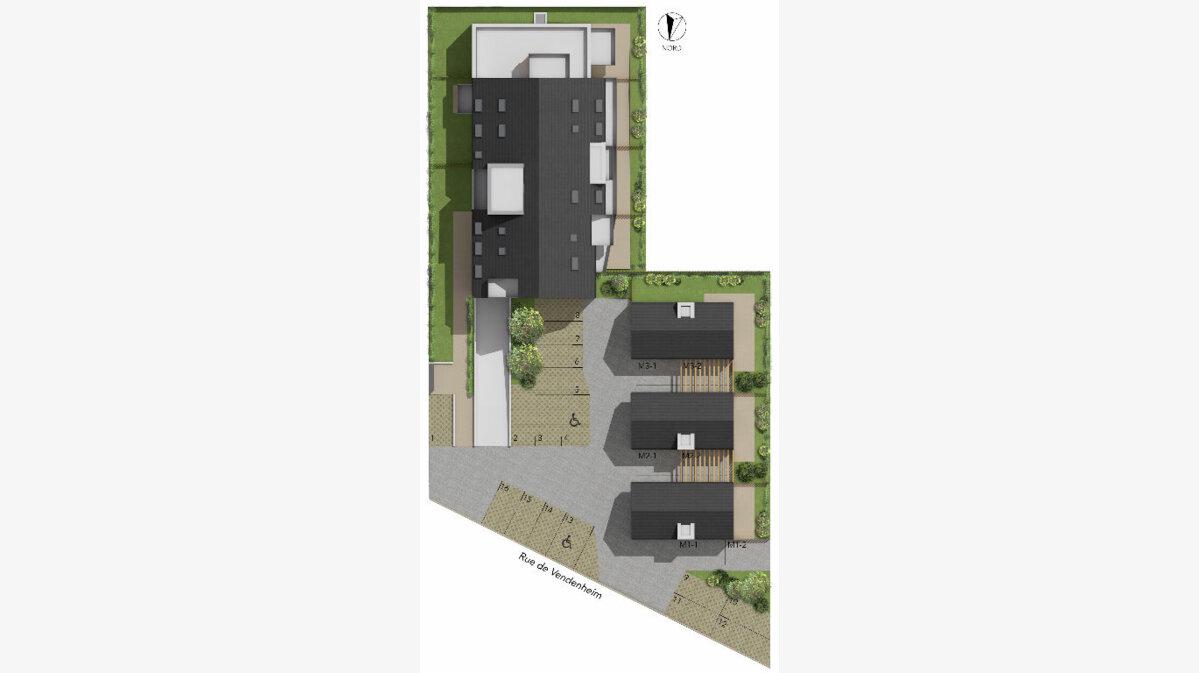 Achat Appartement 2 pièces à Reichstett - vignette-4