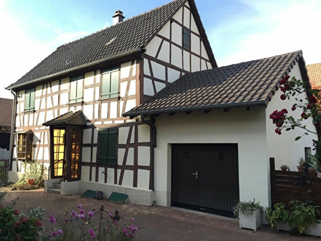 Achat Maison 4 pièces à Eckbolsheim - vignette-1