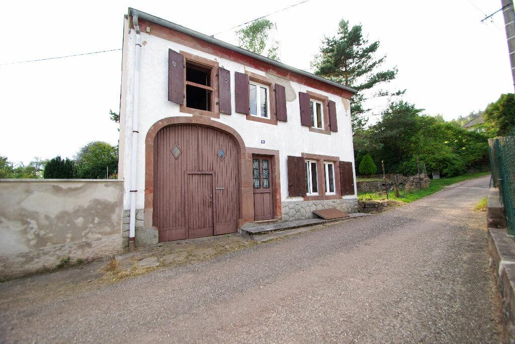 Achat Maison 3 pièces à Saales - vignette-1