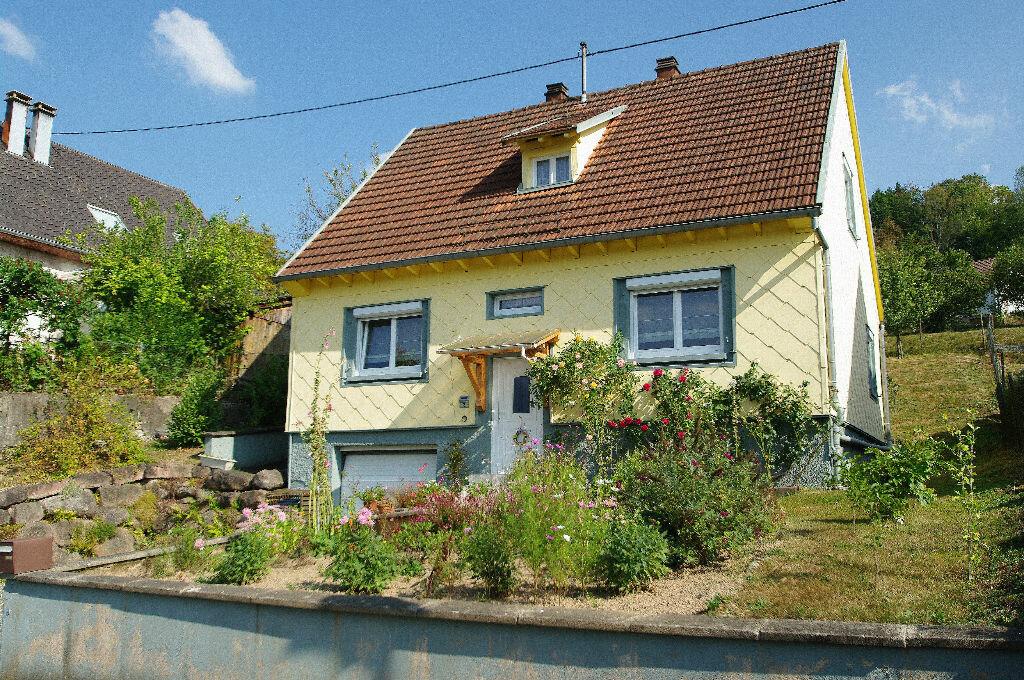 Achat Maison 5 pièces à Saint-Blaise-la-Roche - vignette-1
