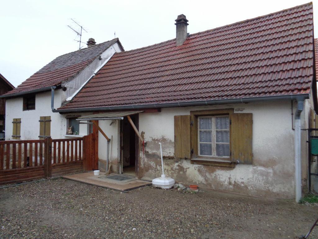 Achat Maison 4 pièces à Ohnenheim - vignette-1