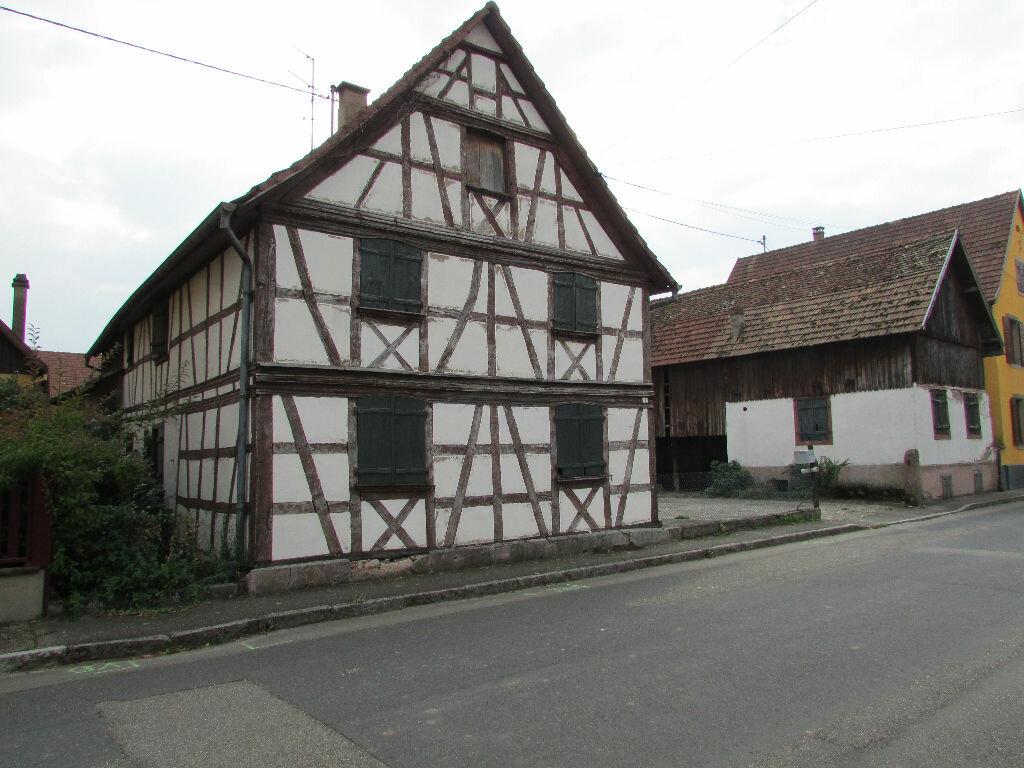 Achat Maison 5 pièces à Bindernheim - vignette-7