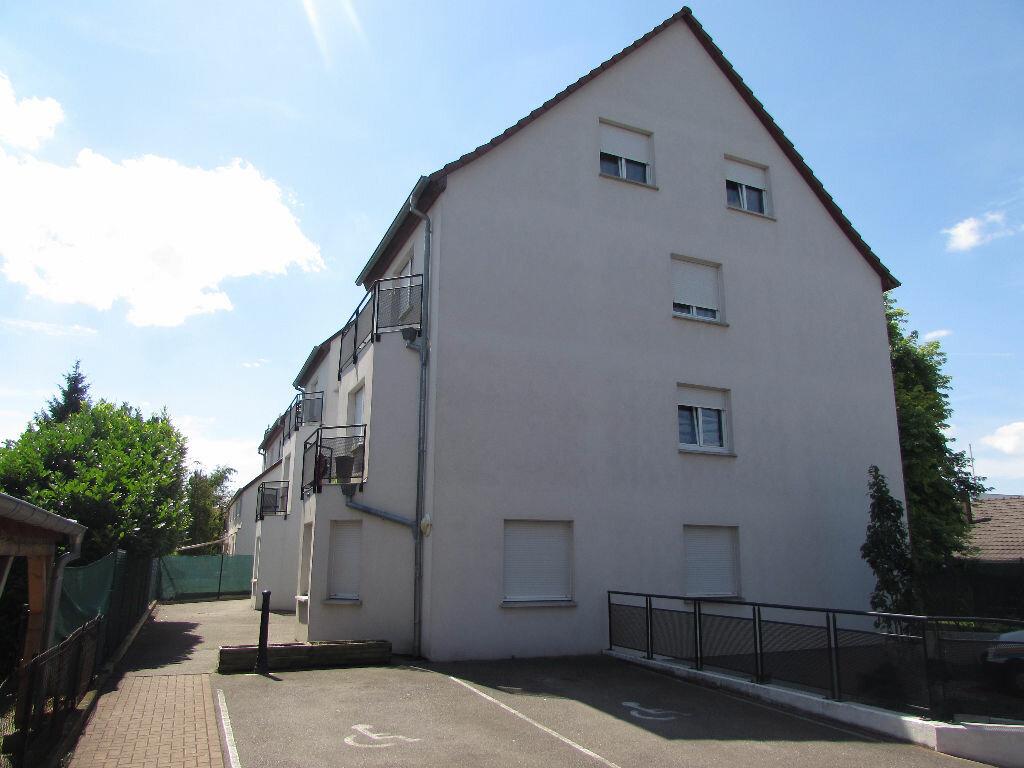 Achat Appartement 3 pièces à Benfeld - vignette-8