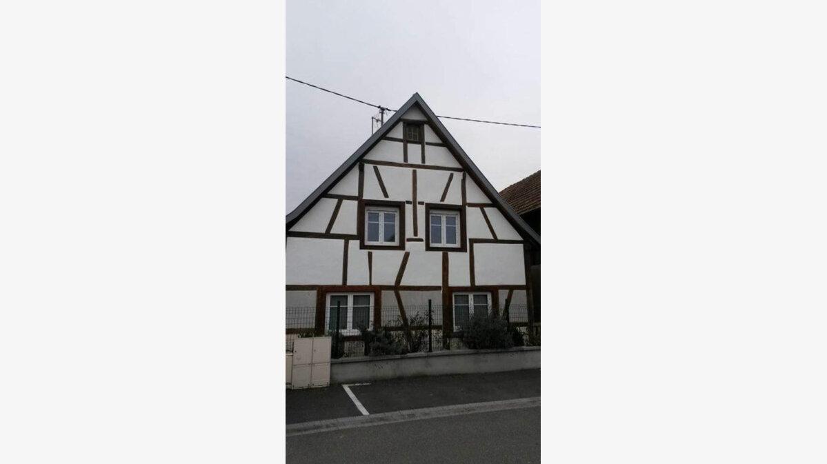 Achat Maison 5 pièces à Kertzfeld - vignette-1
