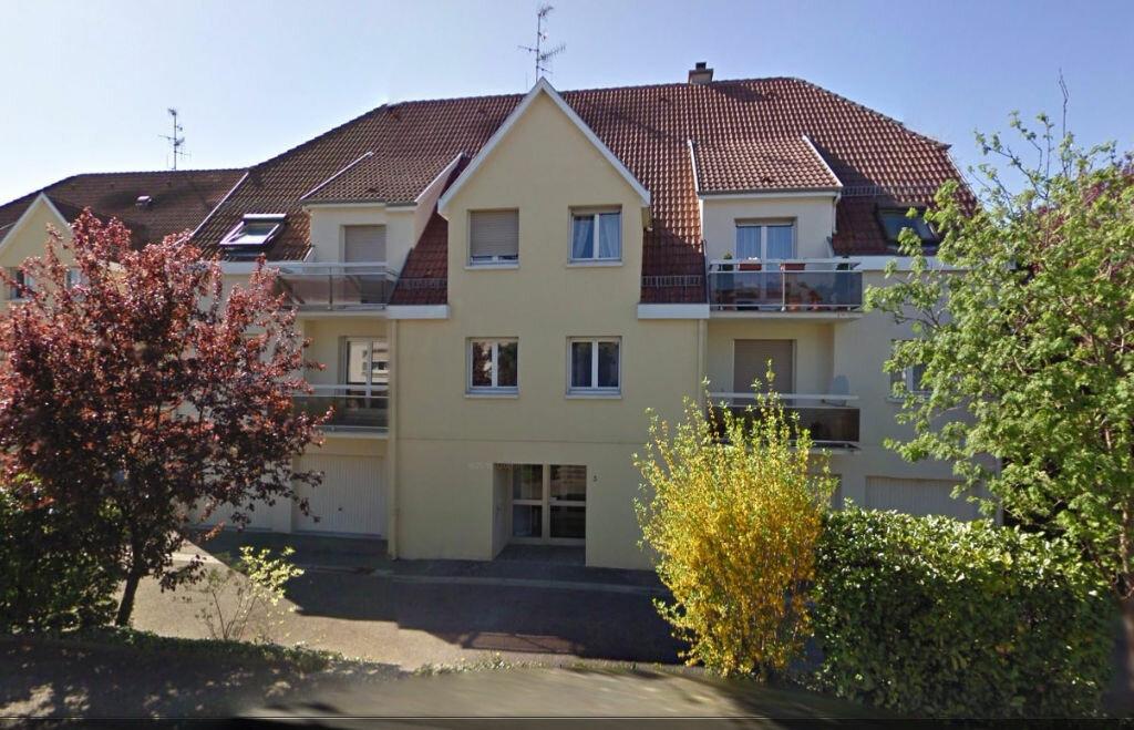 Location Appartement 2 pièces à Illkirch-Graffenstaden - vignette-1