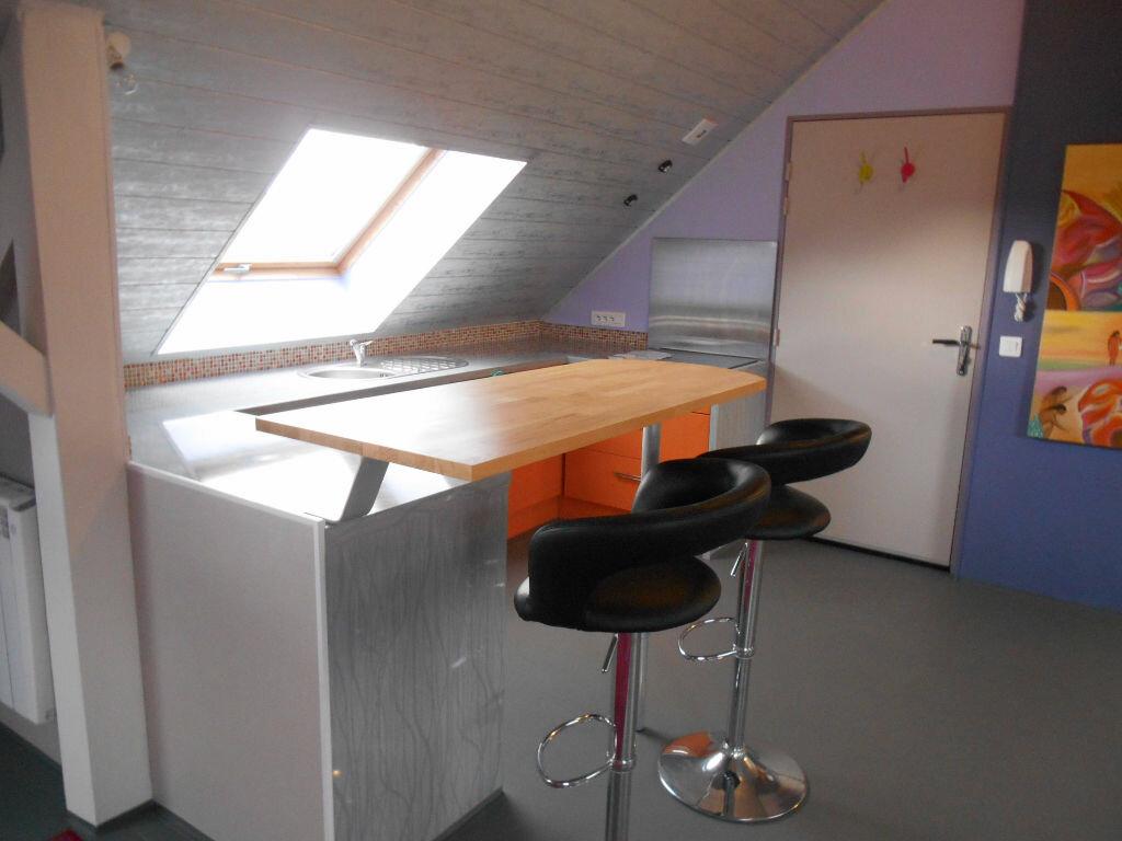 Location Appartement 2 pièces à Gerstheim - vignette-2