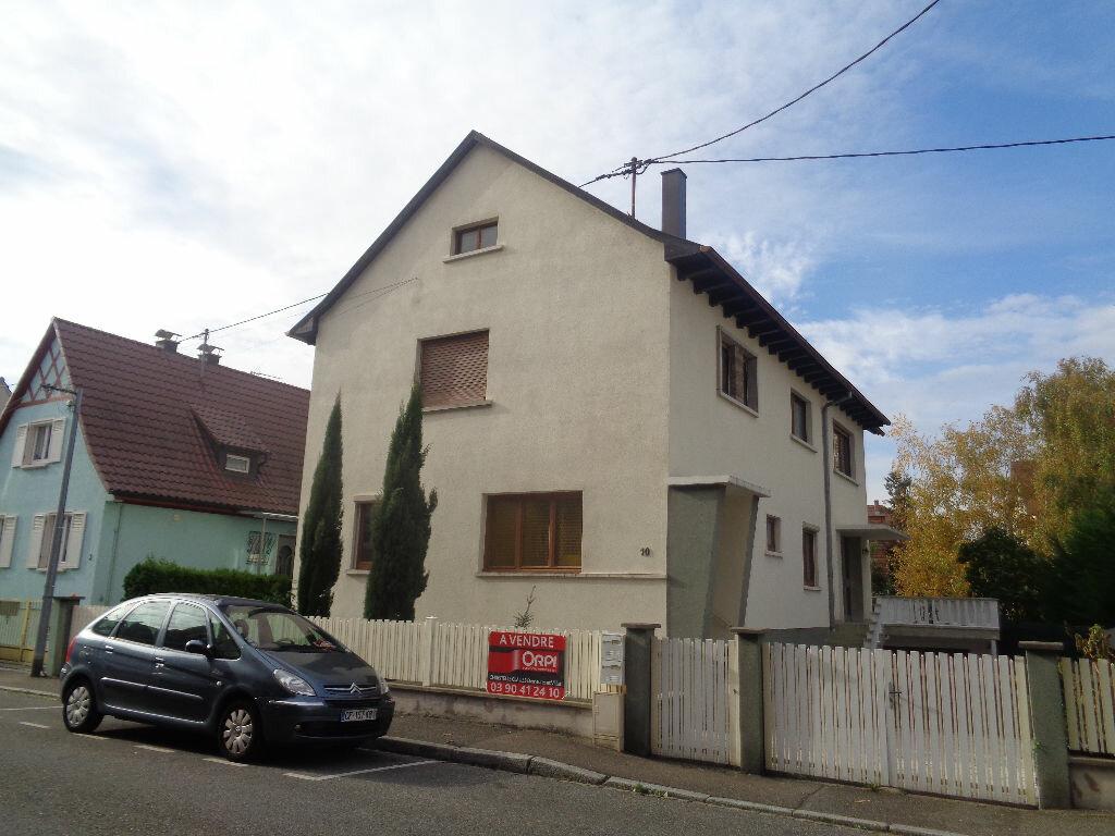 Achat Appartement 5 pièces à Bischheim - vignette-1
